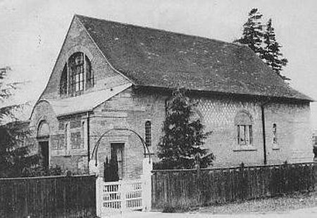 Church of the Wisdom of God c1906