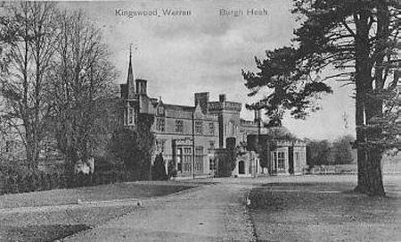 Kingswood Warren c1905