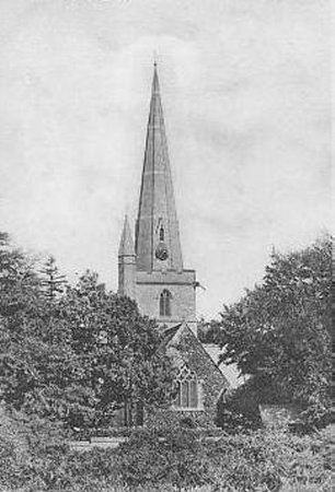St Andrews Church c1904
