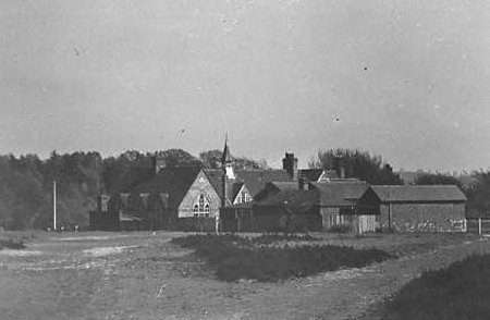 Tadworth School Brighton Road c1950