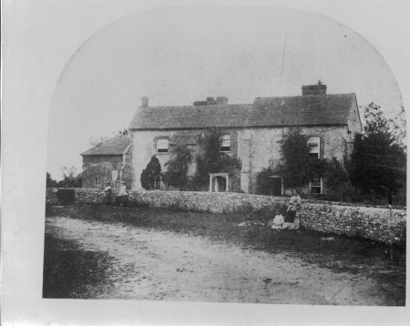 The Manor House 1860's