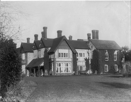 The Manor House After 1891