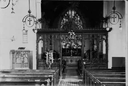 St Peter's Church Interior